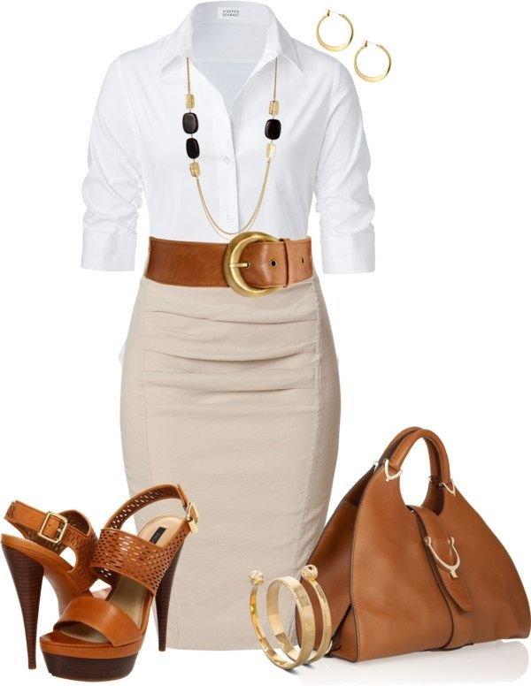 7 идей, что надеть на работу, чтобы быть самой стильной в офисе ... 03a878a1479