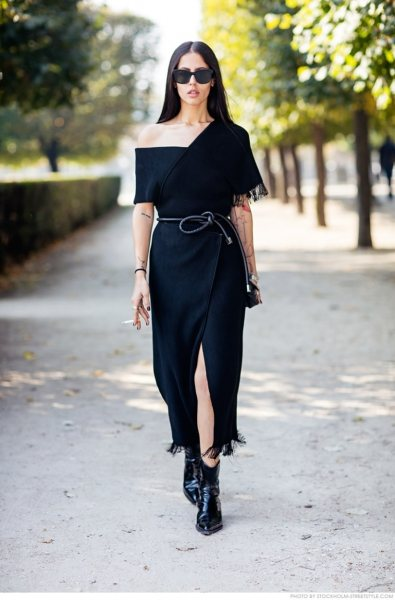Эти 5 советов помогут вам подобрать маленькое черное платье под ваш тип фигуры
