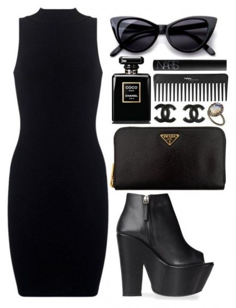 9 доказательств, что черное платье — самая нужная вещь для любой женщины