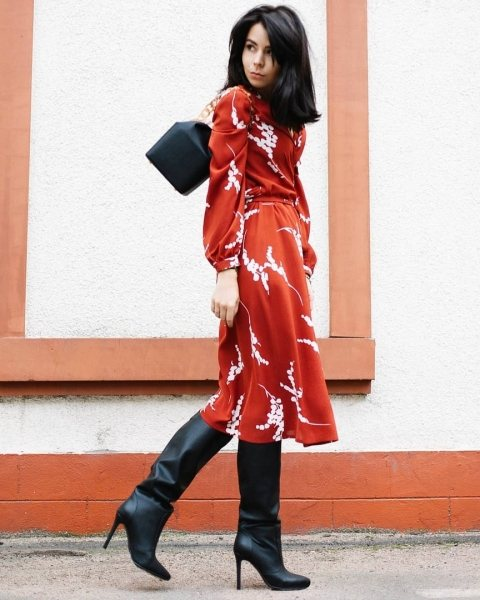 Мой стиль — женственность: 10 платьев на любой вкус, кошелек и фигуру для прохладных дней