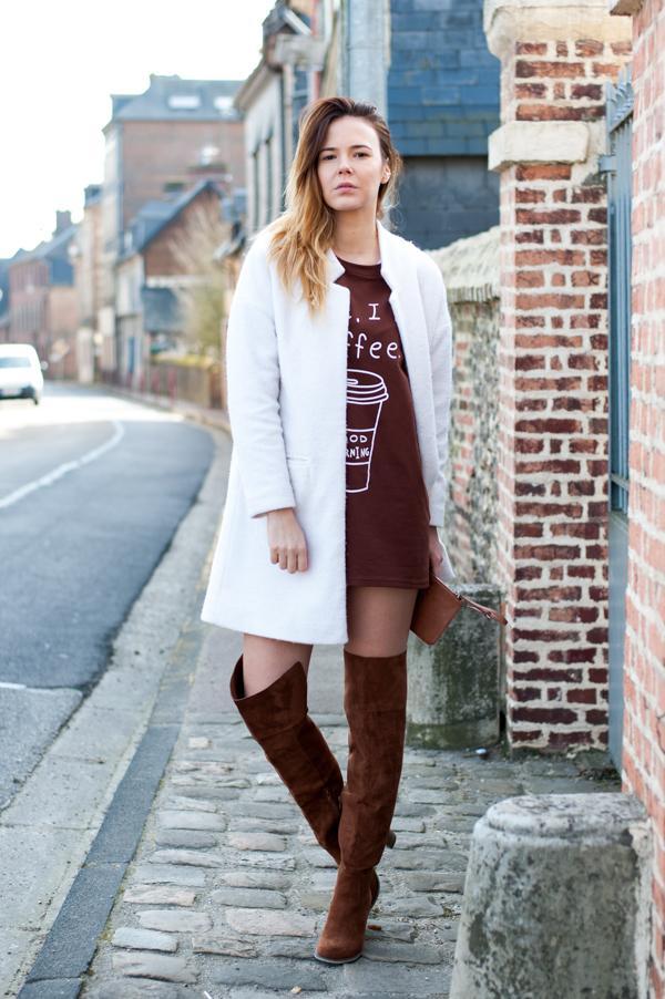 14 доказательств, что белое пальто — это роскошно, дорого и безумно стильно