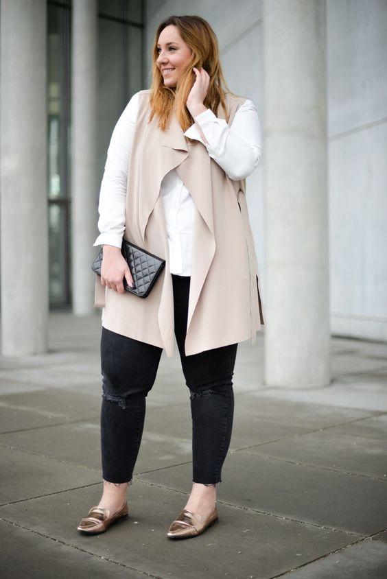 Идеальные брюки — для пышек: как выбрать удачный вариант, если ваш размер больше 50-го