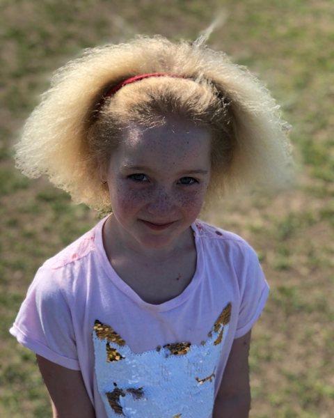 Эти дети покорили весь мир, ведь от их волос невозможно оторвать глаз
